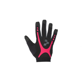 Cube Race Touch WLS Langfinger Handschuhe Damen black'n'raspberry'n'anthracite